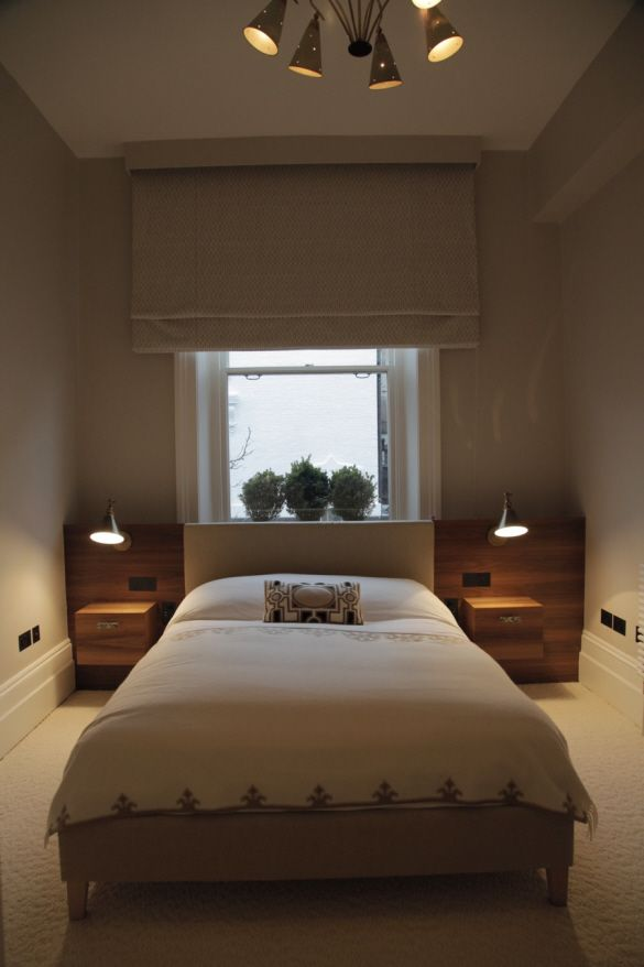 Best 25 Window Behind Bed Ideas On Pinterest Curtains