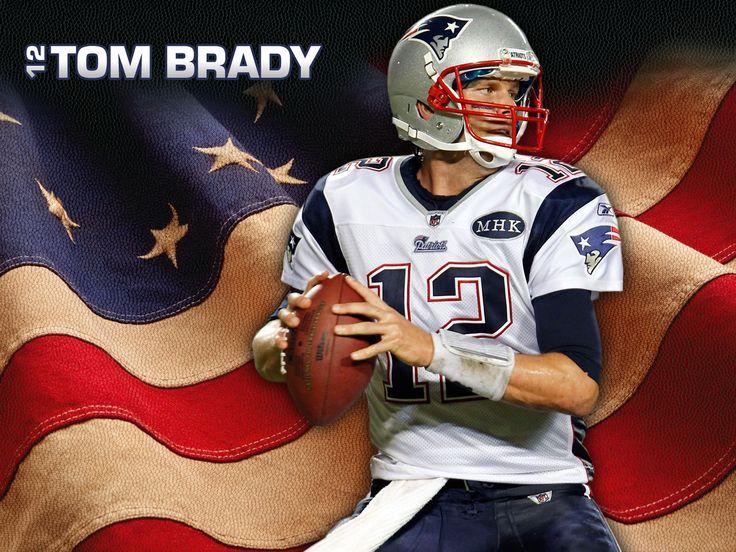 #12 Tom Brady Desktop wallpaper (1600 x 1200)