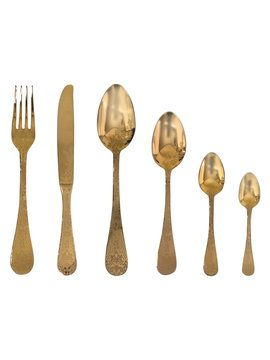 Casablanca Special Cutlery Set (36 PC) from Total Package: Dinnerware & Flatware Sets on Gilt