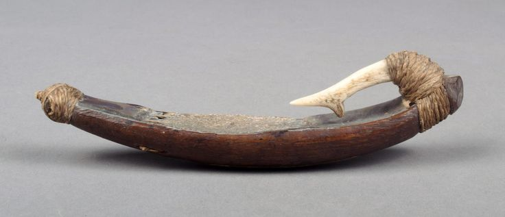 A Maori fish hook