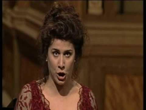 Cecilia Bartoli - Voi Che Sapete (Le nozze di Figaro - Mozart)
