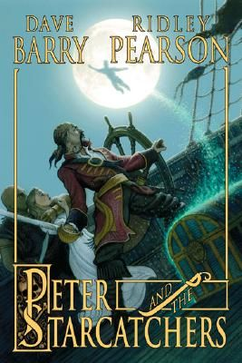 Book club book.: Starcatchers, Worth Reading, Peter O'Toole, Books Worth, Peterpan, Dave Barry, Ridley Pearson, Peter Pan, Kid