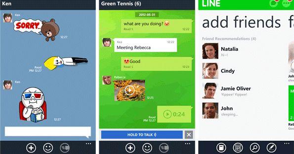Download Line 6.4 apk Chatting app - download