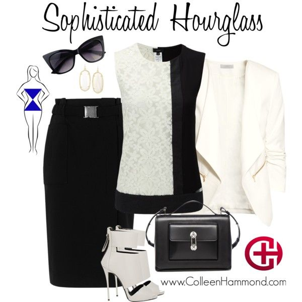 A fashion look from November 2015 featuring Joseph blouses, H&M jackets and Whistles skirts. Browse and shop related looks.