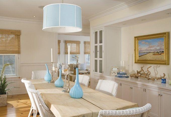 coastal dining room | Workshop/APD   Kathryn Forest Design
