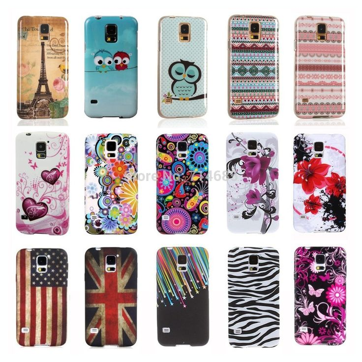 Cute Cool Butterfly Flower Owl Design S 5 MINI G800 Silicone Protector Phone Case for Samsung Galaxy S5 mini Back Cover Skin | Price: US $2.28 | http://www.bestali.com/goto/32247861364/10