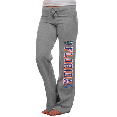 Florida Gators Womens Frosh Fleece Sweatpants - Ash