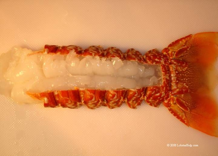 Broiling Lobster Tails  Broiling a Lobster Tail is a method used to get the golden brown top that you often see on lobster tails served in restaurants.   Many ovens at home may not be able to achieve this but if you can get it to work, the tail will look beautiful when it comes out of the oven.