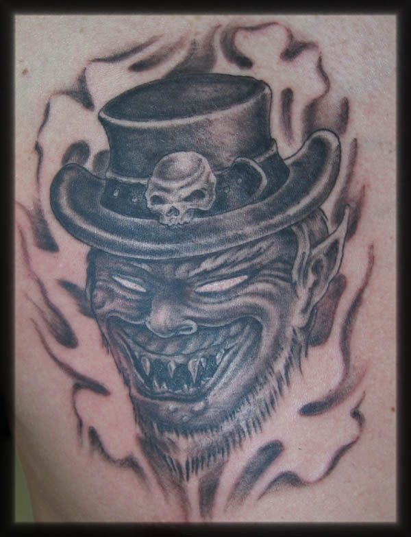 leprechaun movie tattoos