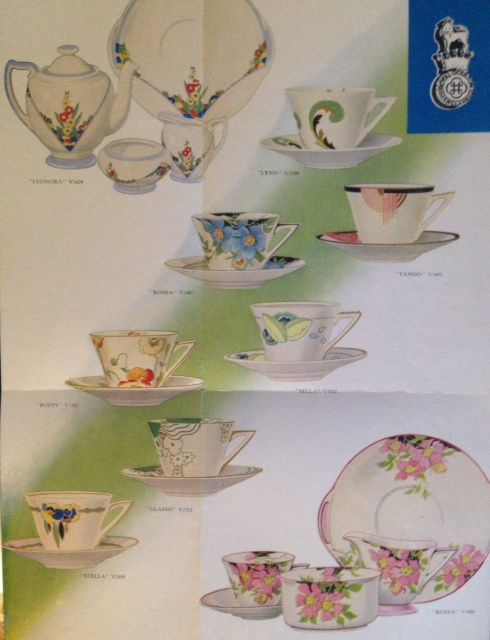127 Best Images About Royal Doulton China Art Deco Period