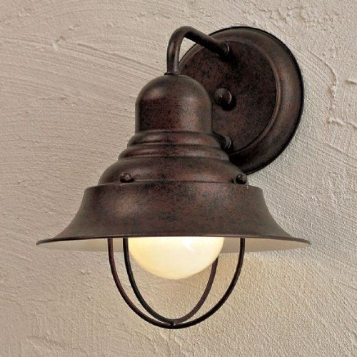 Buy it now the great outdoors go 71167 rustic country 1 light outdoor wall sconce from the wyndmere collection antique bronze