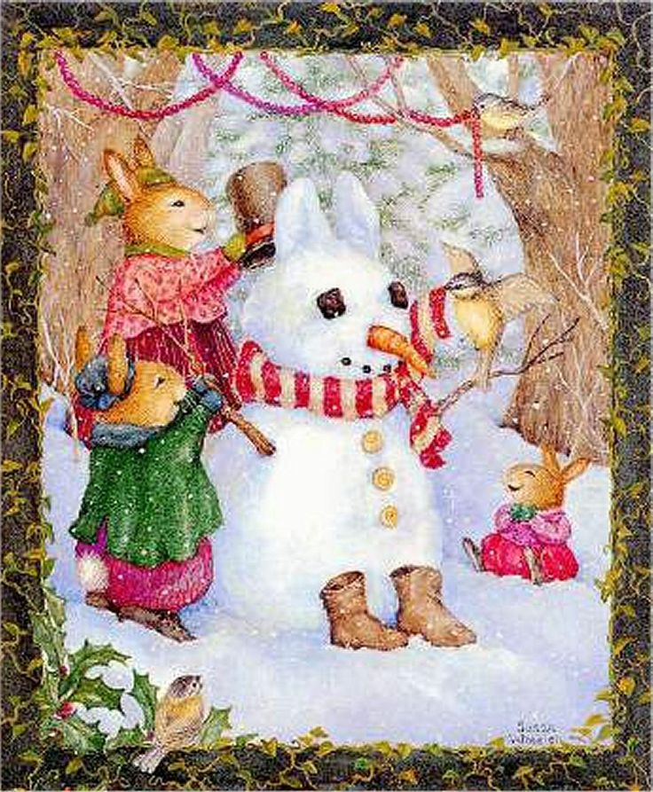 The Happiest Season of All from the Holly Pond Hill Collection by Susan Wheeler