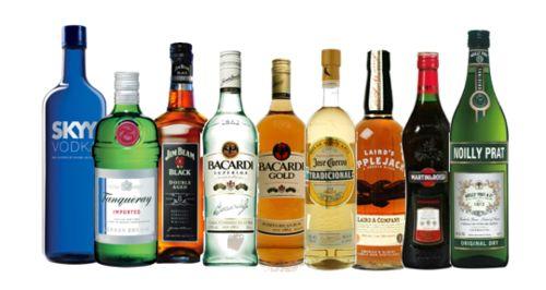 Top Shelf Liquor Yum Gift Ideas Pinterest