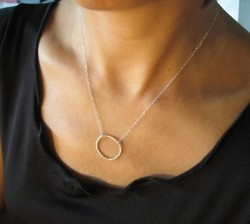 Hmmmm, circles.Simple Circles, Style, Zero Jewelry