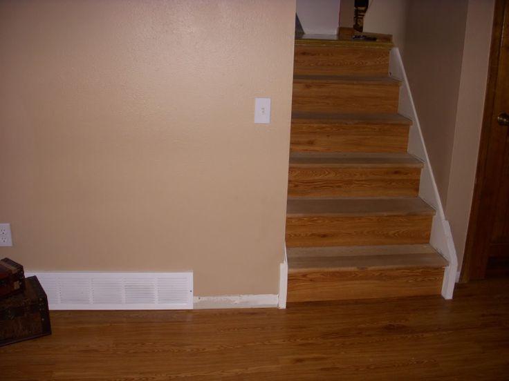 Installing allure vinyl plank flooring on stairs gurus floor for How to install vinyl plank flooring on stairs