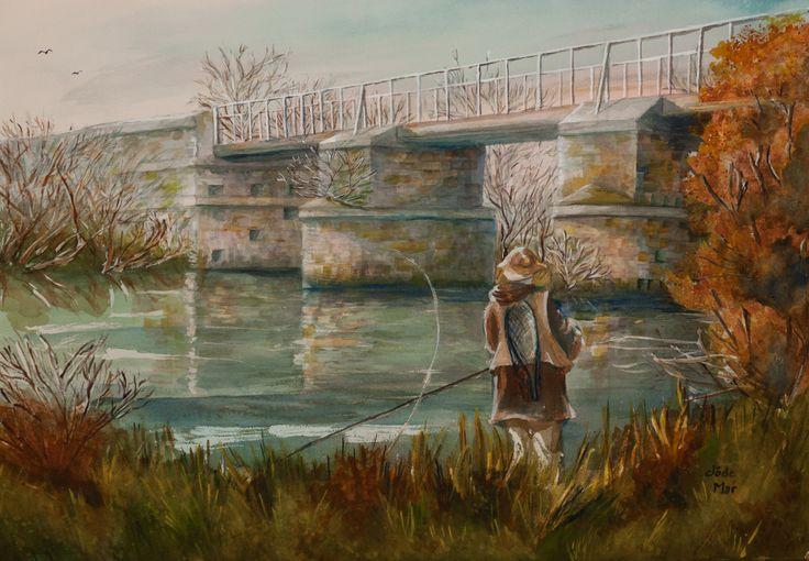Le canal d'Arles à Bouc, c'est des univers qui se déploient et qui serpentent jusqu'aux portes de la Camargue ! Des petits coins de nature et de solitude poétique qu'on ne soupçonnerait pas si l'on ne prenait le temps de découvrir ces berges... En voilà...