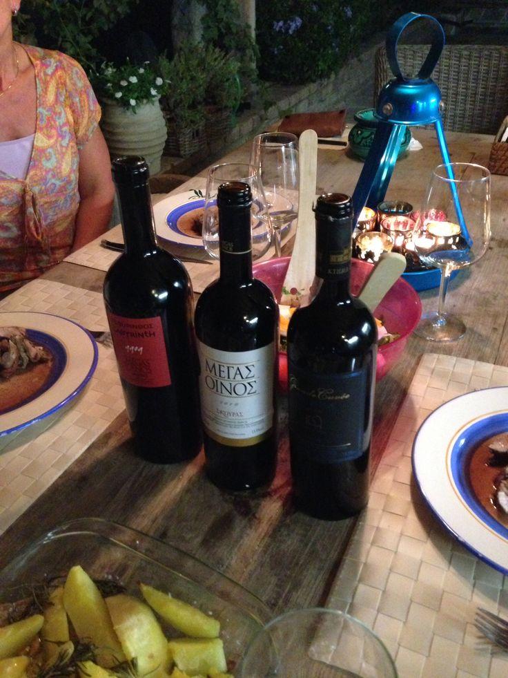 Best Skouras wines