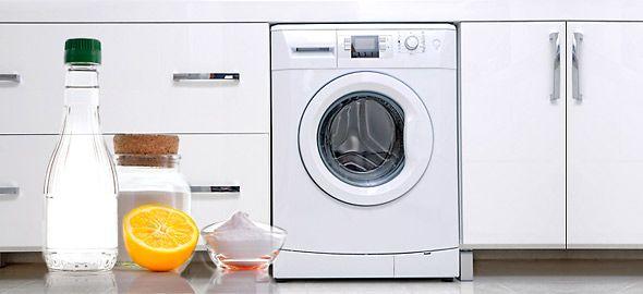 Daddy Cool!: Πώς να καθαρίσω το πλυντήριο ρούχων;