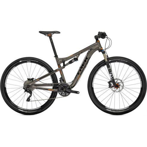 full suspension mountain bikes | Trek Superfly 100 AL Elite 29er Full Suspension Mountain Bike (2013 ...