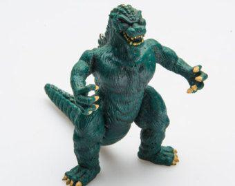 Godzilla toy – Etsy