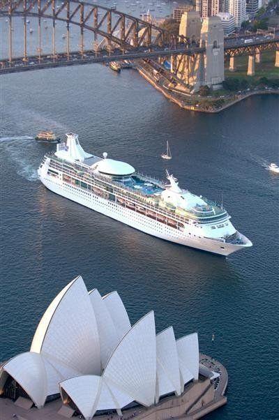 Rhapsody of the Seas #travel #cruising