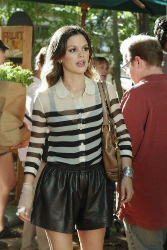 Fashion meets Food: A Style to Steal: Rachel Bilson