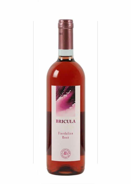 04 Fiordaliso Rosè  Questo vino rosato frizzante è ottenuto dalla vinificazione in bianco di uve a bacca rossa prodotte nella zona ad alta vocazione viticola.