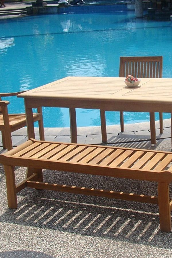 Teak Patio Furniture There Is No Better Way To Enjoy The Summer Like If You Want To Create In 2020 Teak Patio Furniture Patio Furniture Backyard Patio Furniture