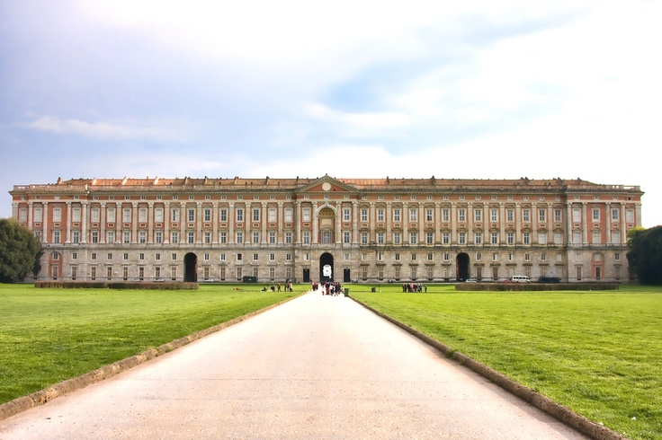 Caserta, the Royal Palace and Park - Campania  You have had 167 years to visit it, hurry up!! ;D  ---  Caserta, la reggia e il parco - Campania  Avete avuto 167 anni per visitarla, affrettatevi!!