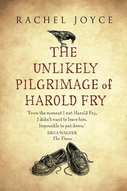 The Unlikely Pilgrimage of Harold Fry, sounds like a good one, #onmytoreadlist