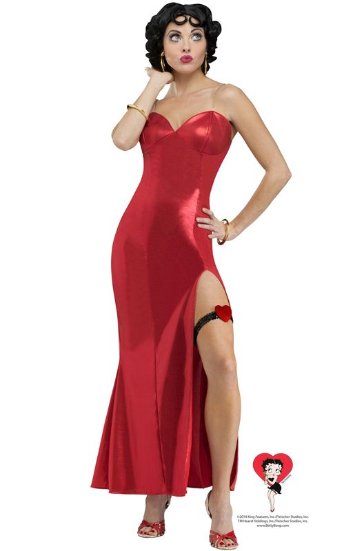 sexy betty boop costume - photo #24