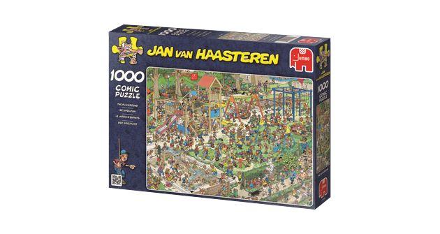 jan van haasteren - playground
