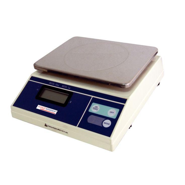Weighstation Electronic Platform Scale 15kg - F178