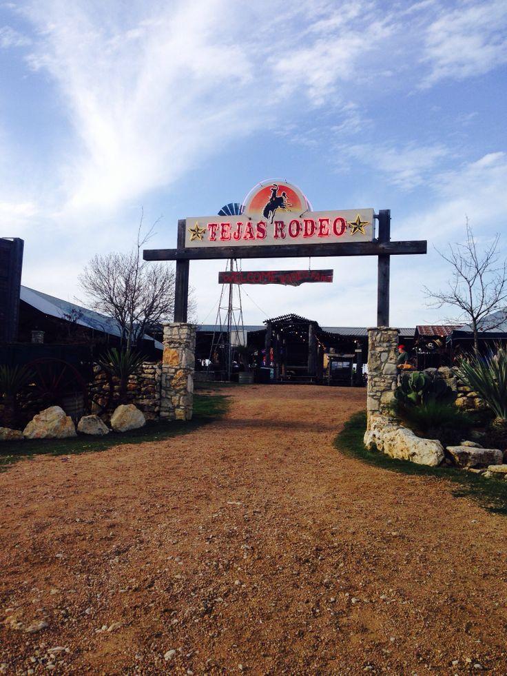 Tejas Rodeo In Bulverde Texas San Antonio Tx