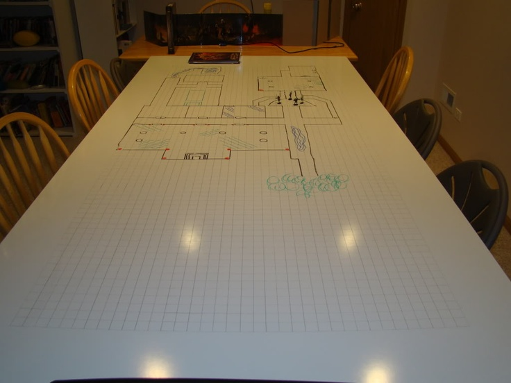 Gaming Table Is A Big White Board. | Games Room | Pinterest | Game Rooms  And Room