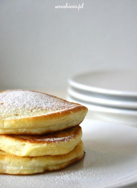 Smakiem - blog kulinarny. Przepisy, zdjęcia potraw, porady: Placuszki jogurtowe