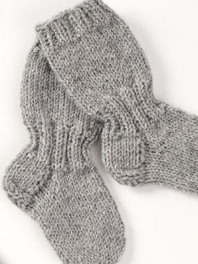 Lapsen pitkävartiset sukat Novita 7 Veljestä | Novita knits