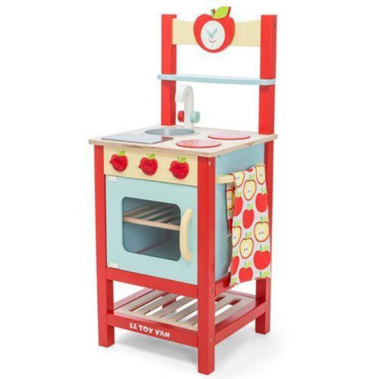 Applewood Kitchen | Le Toy Van Honeybake | Buy online DirectToys NZ