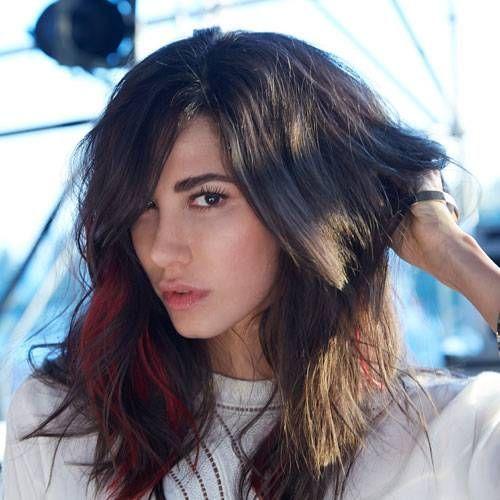 20 best corte de pelo shag la nueva tendencia images on pinterest