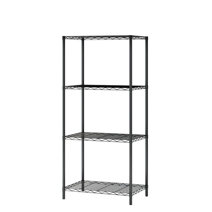 21 Amazing Shelf Rack Ideas For Your Home: 17 Best Ideas About Metal Storage Racks On Pinterest