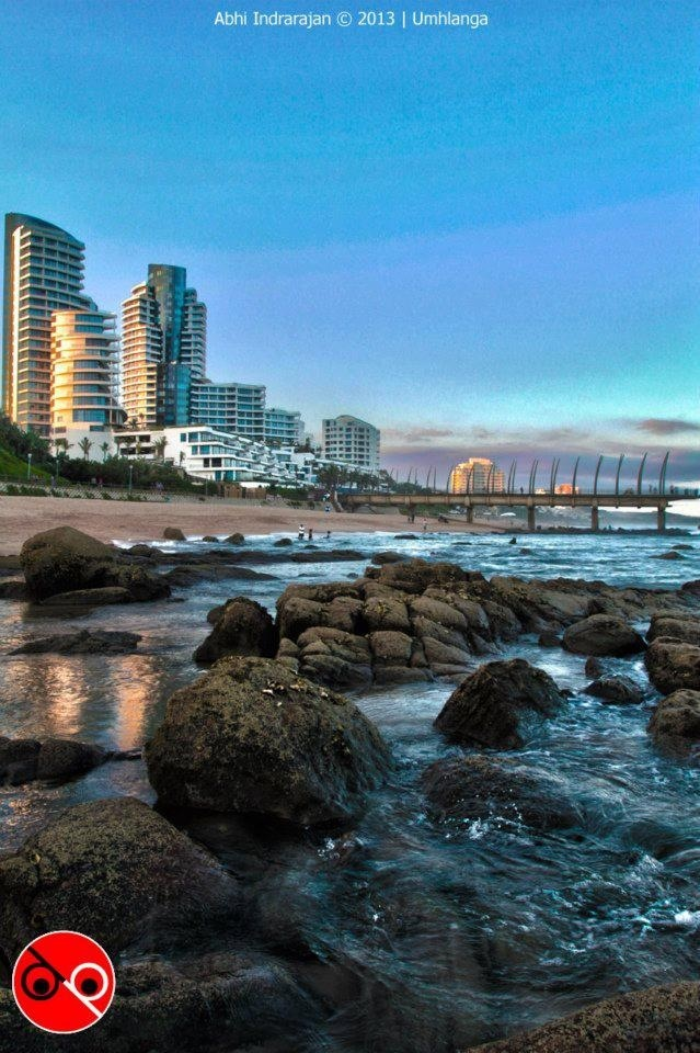 "Umhlanga Rocks, Durban, South Africa - such a beautiful place! I still have the scar that ""surfing"" left me"