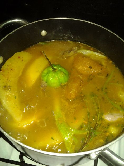 1000 images about jamaican dishes on pinterest jamaican for Jamaican fish soup recipe