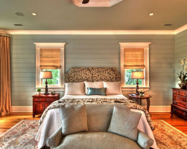 Bedroom Ideas For Decorating With Shiplap Walls (Bedroom Ideas For Decorating With Shiplap Walls) design ideas and photos