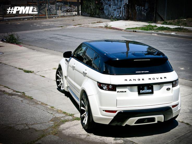 Platinum Motorsports Range Rover | Thread: PLATINUM MOTORSPORT | 13' RANGE ROVER EVOQUE | PROJEKT HAMANN ...