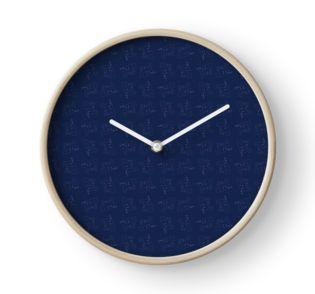 Horloge © 2016 Diane Lamoureux