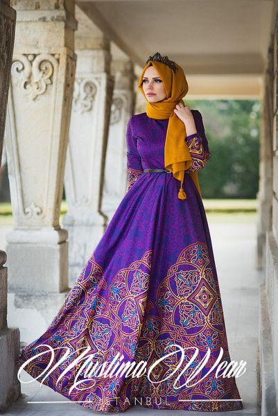 Muslim women fashion clothes 61