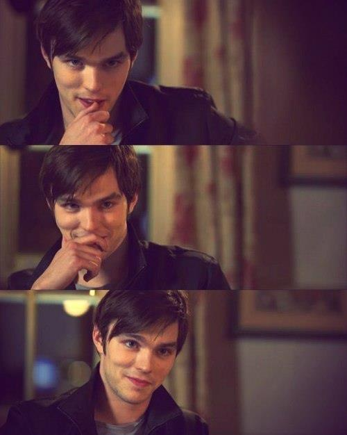 Nicholas Hoult will always be Tony to me<3