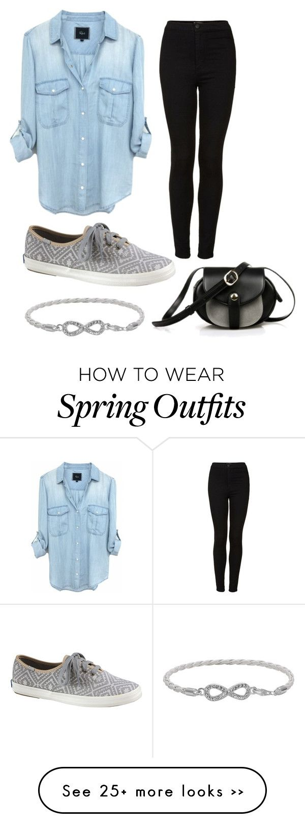 """""""Spring outfit"""" by aisha-mawi on Polyvore"""