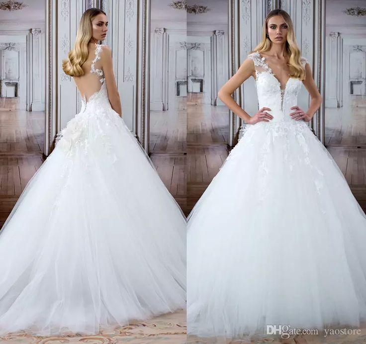 2015 Spring Beach Greek Goddess Wedding Dress Open Back: 17 Best Ideas About Greek Wedding Dresses On Pinterest