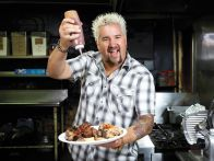 Cavarino's Cantaloupe Ice Cream: Diners, Drive-Ins and Dives Gone Global Highlight Videos: Food Network